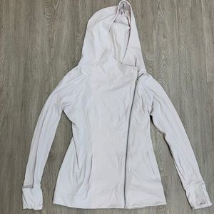 Lululemon Pale Purple Jacket 10